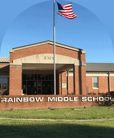 Rainbow Middle School