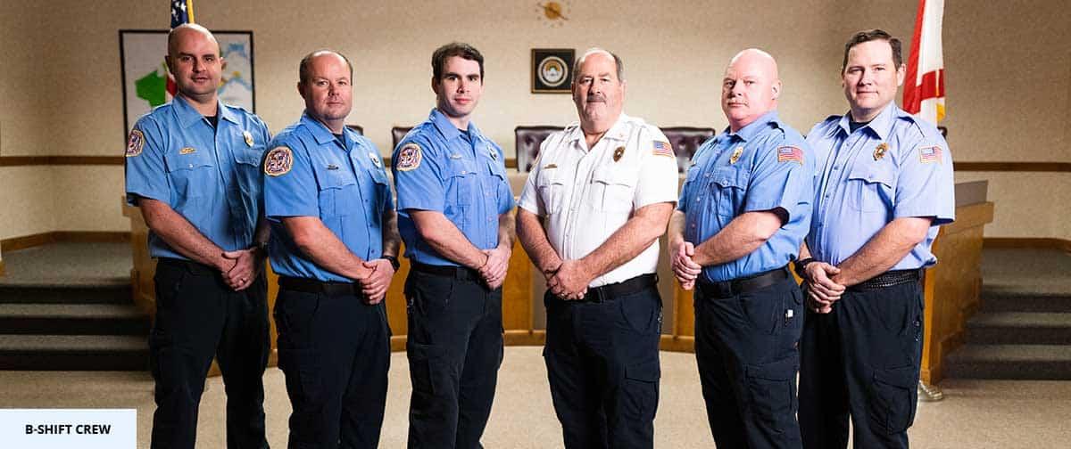 B-Shift Crew