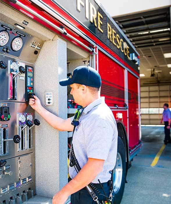 Rainbow City - Fire Department