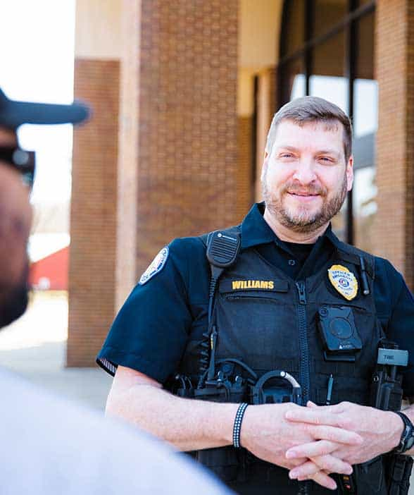Rainbow City - Police Department